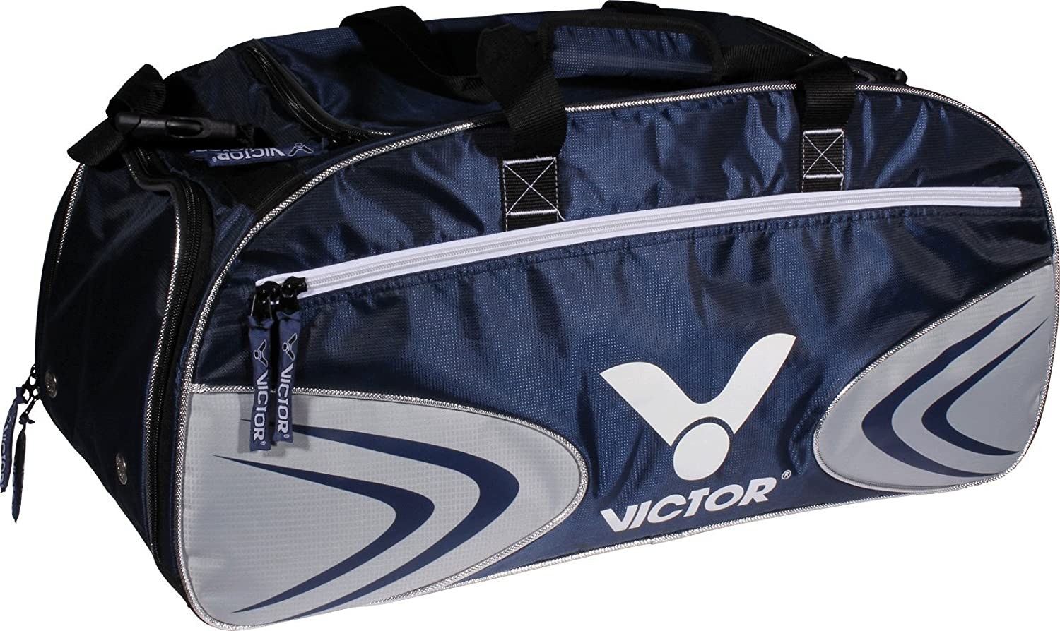 Blue Victor Vicor Doublethermobag Limited Badminton Tasche 76 x 33 x 26 cm