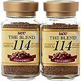 UCC ザ・ブレンド 114 インスタントコーヒー 瓶 90g×2個