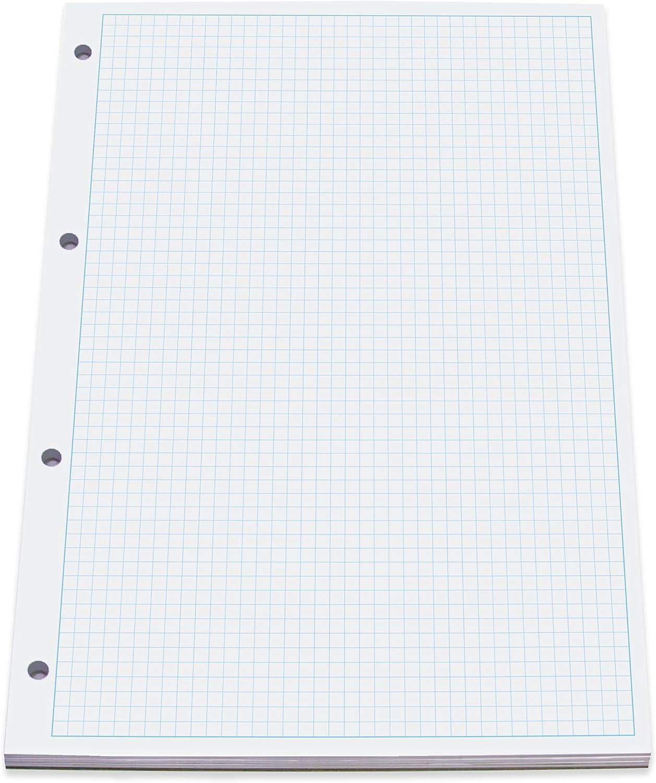 5/mm grille Lot de 2/par remarquable A4/Graph Pad 80/feuilles