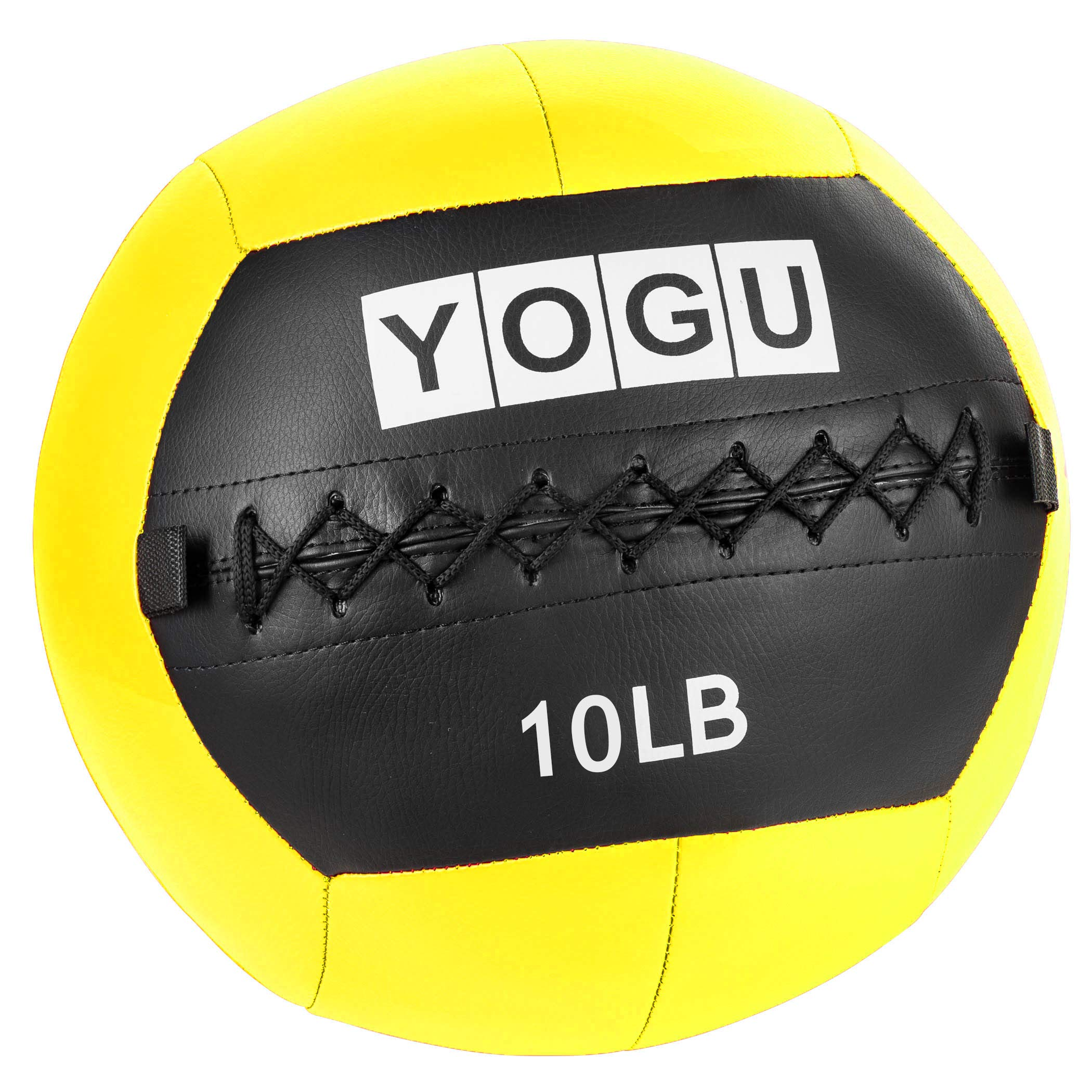 YOGU Soft Medicine Ball (10.0 Pounds)