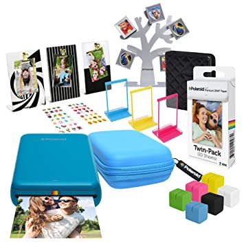 Amazon.com: Polaroid - Kit de impresora de fotos inalámbrica ...