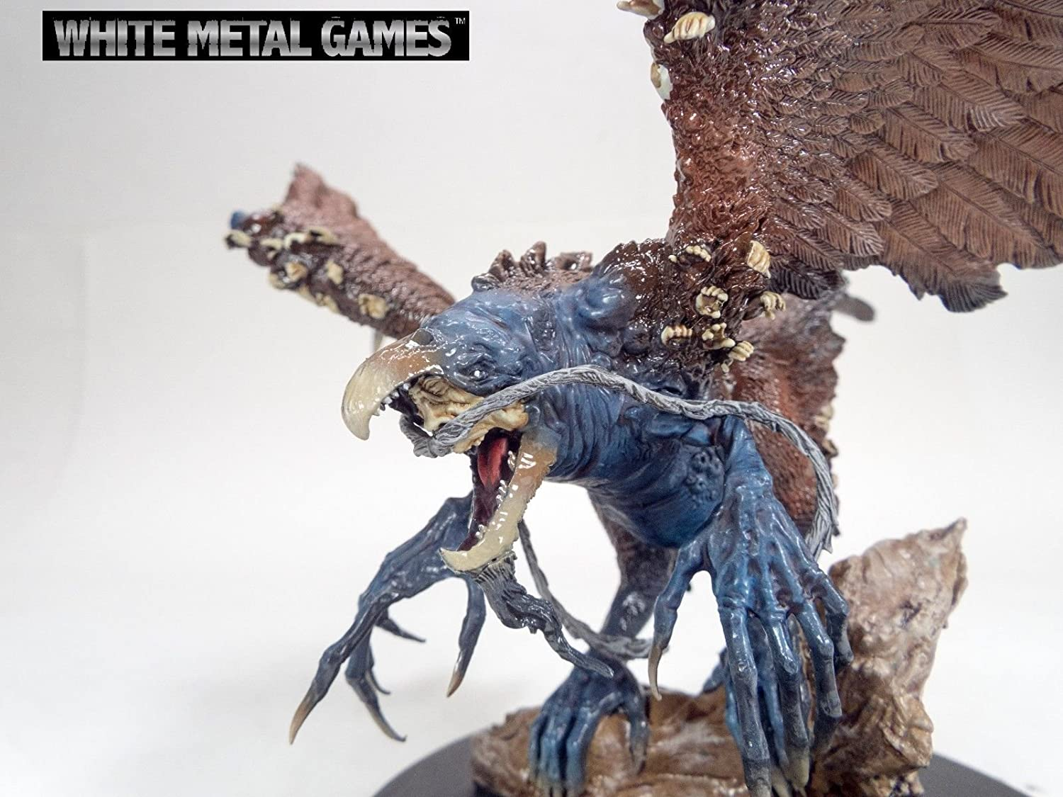 Kingdom Death Monster The Phoenix Commission Miniature