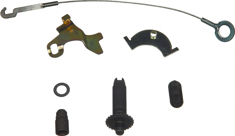 Wagner H2595 Drum Brake Self Adjuster Repair Kit Rear Right