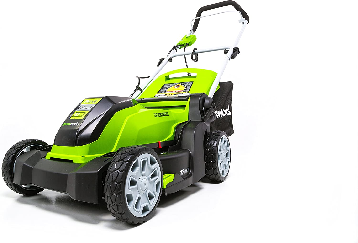 Greenworks G-MAX 10 Amp 17'' Corded Electric Mower