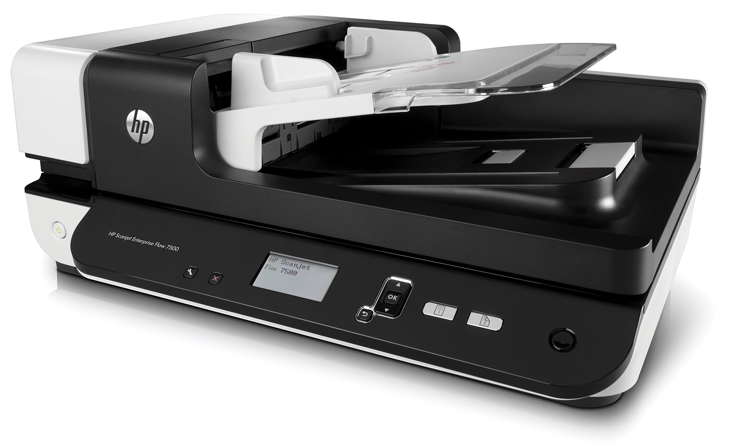 HP ScanJet Enterprise Flow 7500 Flatbed OCR Scanner by HP (Image #5)