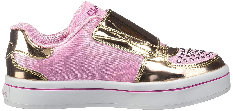 Skechers Kids TWI-Lites-Fashion Flyers Sneaker