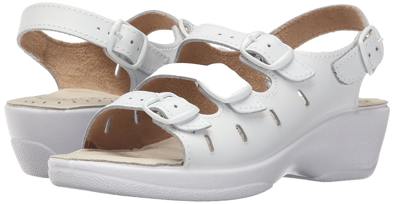 Spring Step Women's Willa M Wedge Sandal B00BLQBI1M 40 M Willa EU / 9 B(M) US White bf0a40