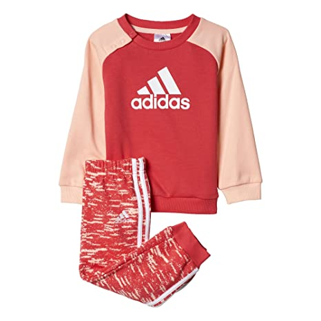 Adidas - Tuta Bambini I St Terry Jogg  Amazon.it  Sport e tempo libero 553b327bea94