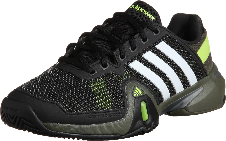 adidas Adipower Barricade 8, Men's Low-Top Sneakers