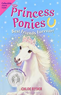 Friends Forever: A read-aloud kids book about horses, friends & adventure