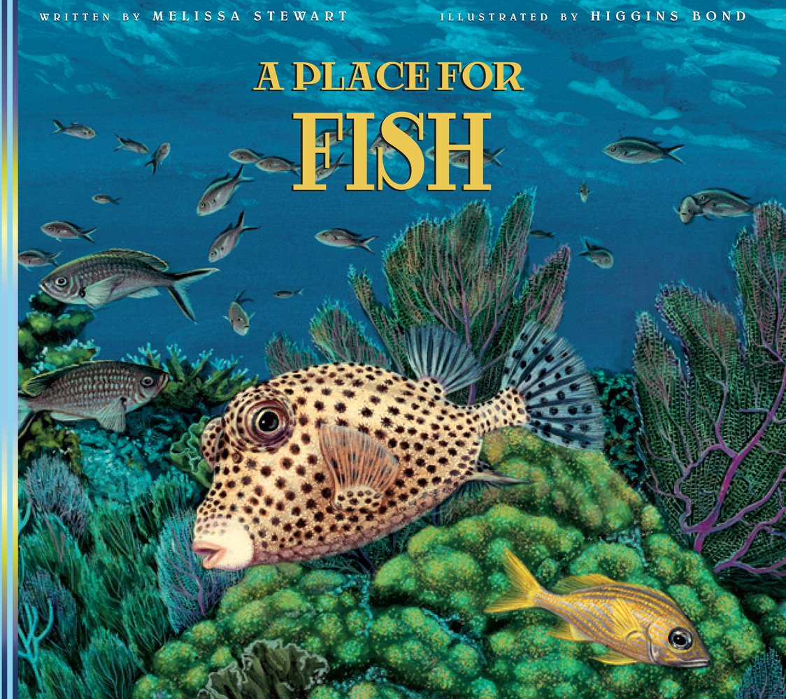 A Place for Fish (Place for (Hardcover))