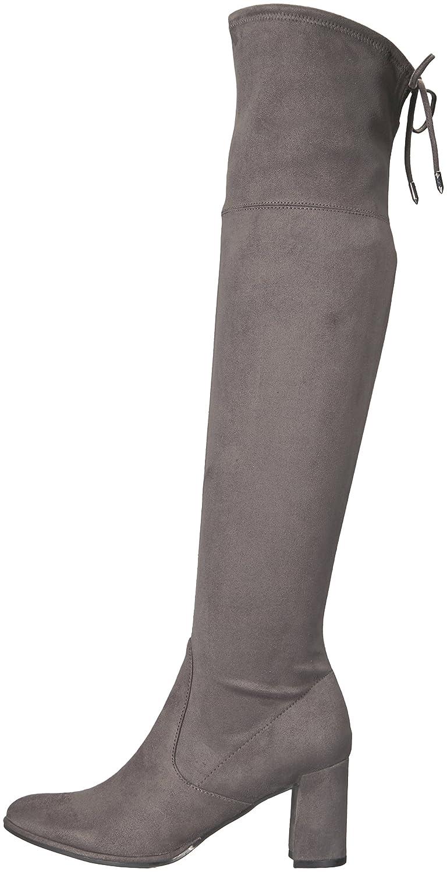 Marc Fisher Knee Women's Lencon Over The Knee Fisher Boot B06XWNVZ15 7 B(M) US Grey 6c9a62