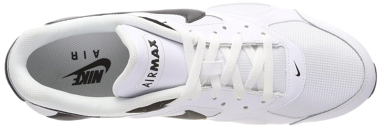 Nike AIR Max IVO, Baskets Homme, (BlancNoir), 47.5 EU