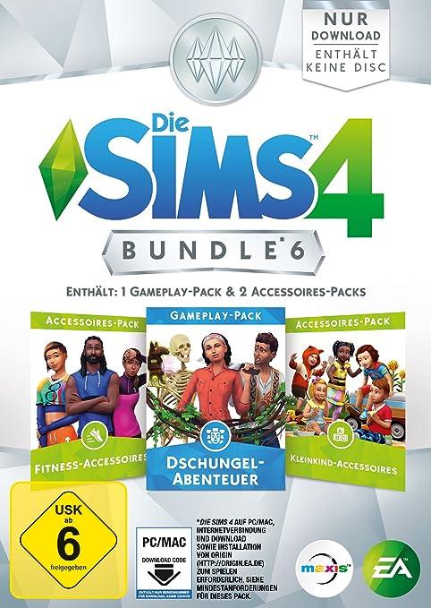 Die Sims 4 - Bundle Pack 6 PC [Importación alemana]: Amazon.es: Videojuegos