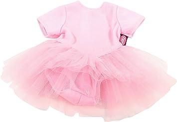 Größe 38 Heless 646 Ballerinas mit Schleife für Puppen farbig sortiert
