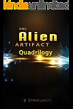The Alien Artifact Quadrilogy 1st Ed.