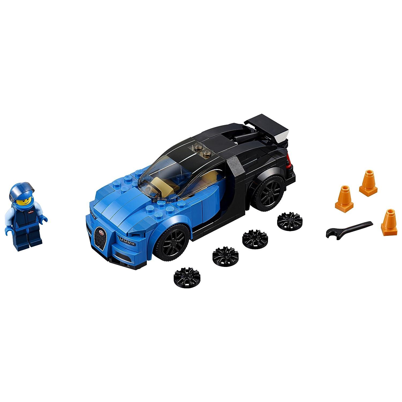 Lego Speed Champions 75878 Bugatti Chiron Building Set Amazon