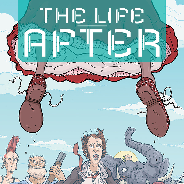 The Life After (Collections) (3 Book Series)