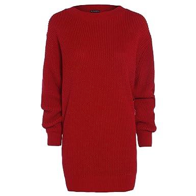 Kleid rot grobe 46