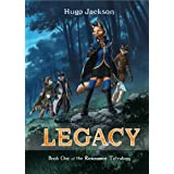 Legacy (The Resonance Tetralogy Book 1)