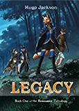 Legacy (The Resonance Tetralogy Book 1)