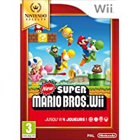 New Super Mario Bros Wii – Nintendo Selects