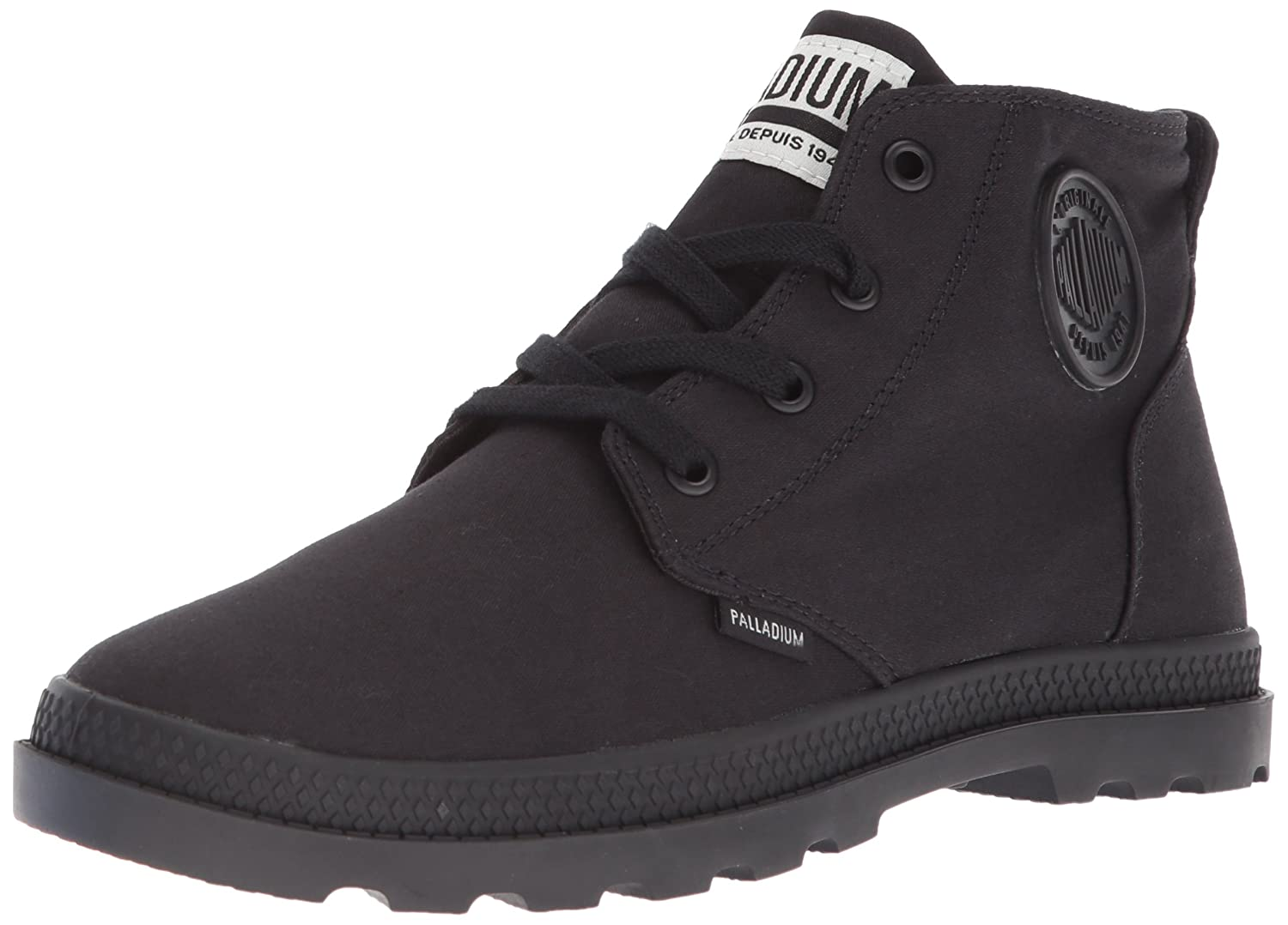Palladium Women's Pampa Free CVS Ankle Boot B074B3ZQC5 6.5 B(M) US|Black