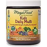 MegaFood, Kids Daily Multi Booster Powder, Promotes Healthy Growth Development, Multivitamin Supplement, Gluten Free…