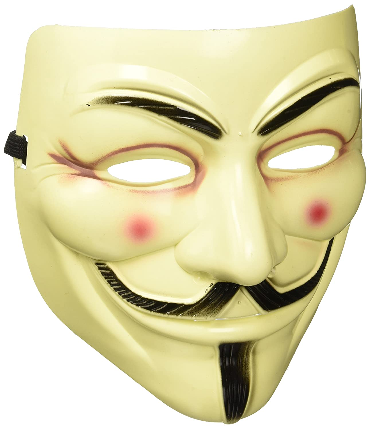 Amazon com generic v for vendetta mask guy v toys games