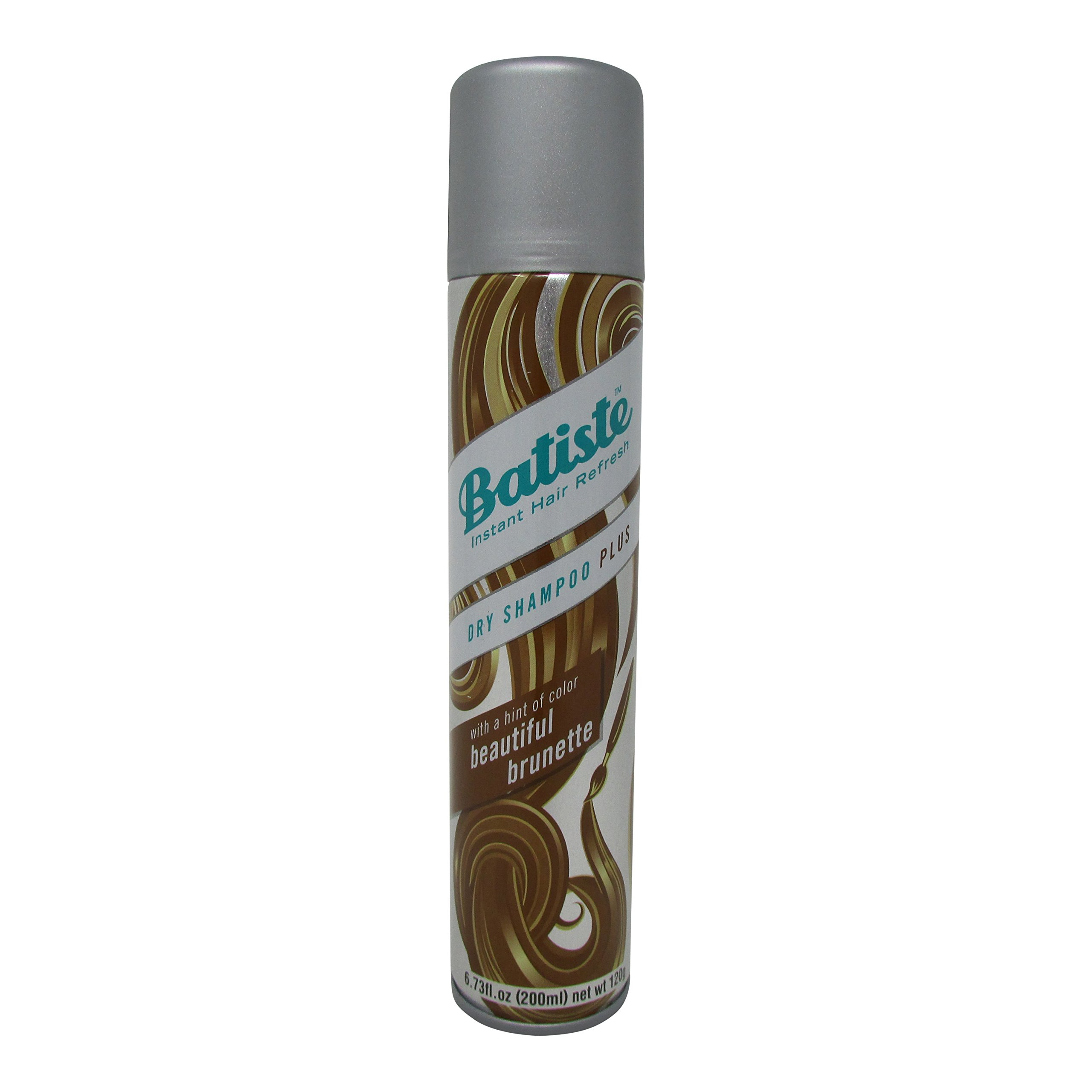 Batiste Dry Shampoo Plus 6.73oz Beautiful Brunette (2 Pack)