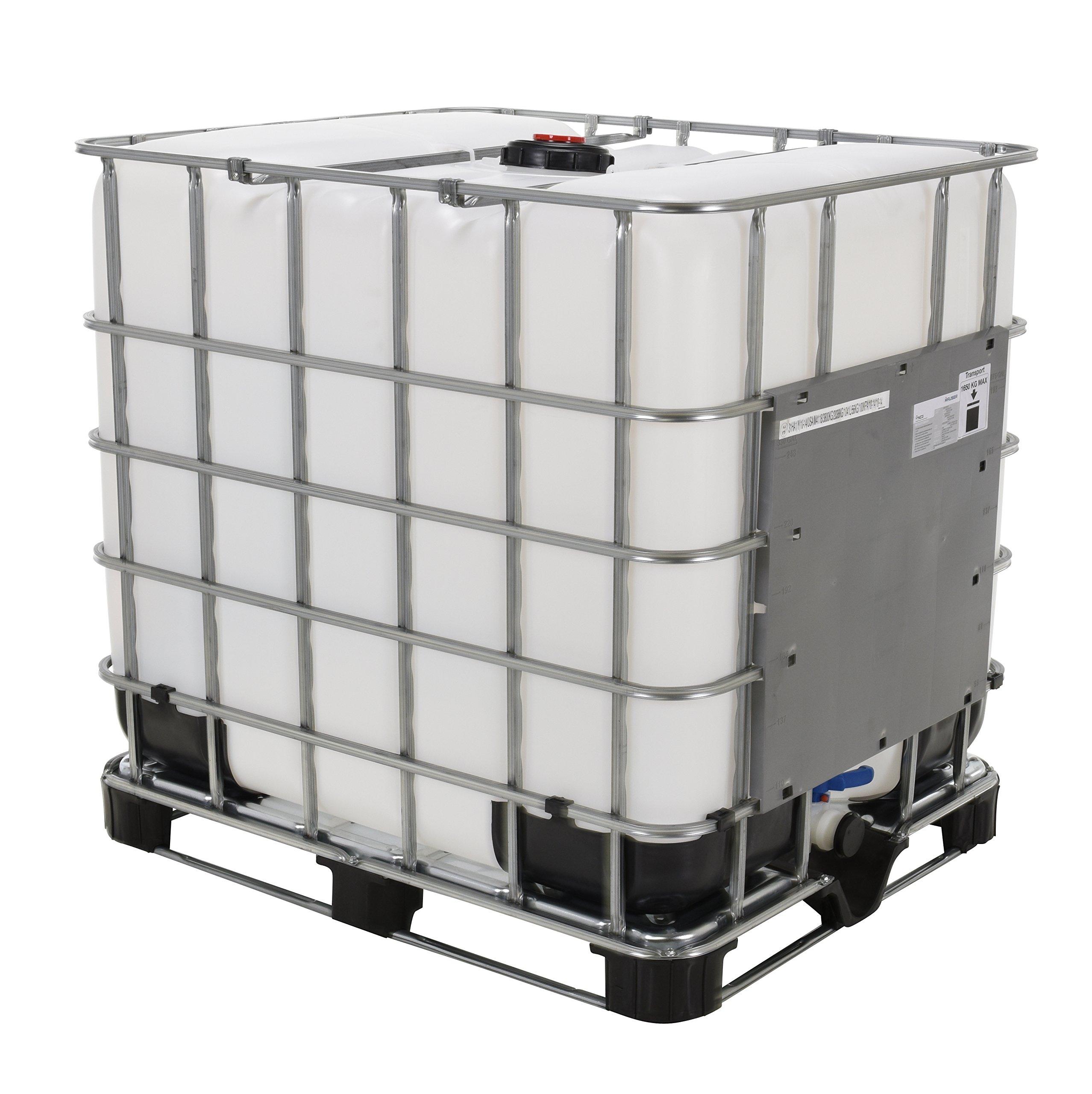 Vestil IBC-275 Steel Intermediate Bulk Crate, 275 Gallon Capacity, 47 Length x 45'' Width x 39'' Height