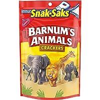 Barnum's Original Animal Crackers, 8 oz Snak-Sak