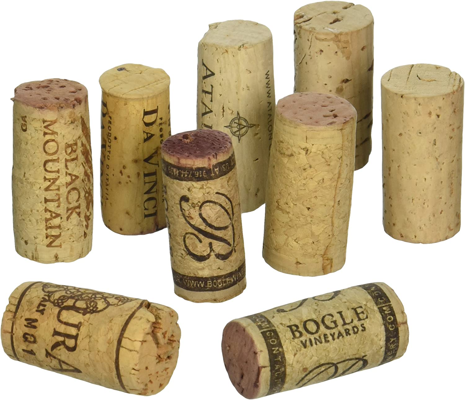 red /&white wine Wedding Crafts 300 Natural /& Synthetic Used wine corks