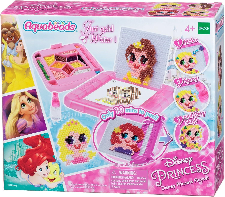 Aquabeads- Disney Princess playset (Epoch para Imaginar 30228): Amazon.es: Juguetes y juegos