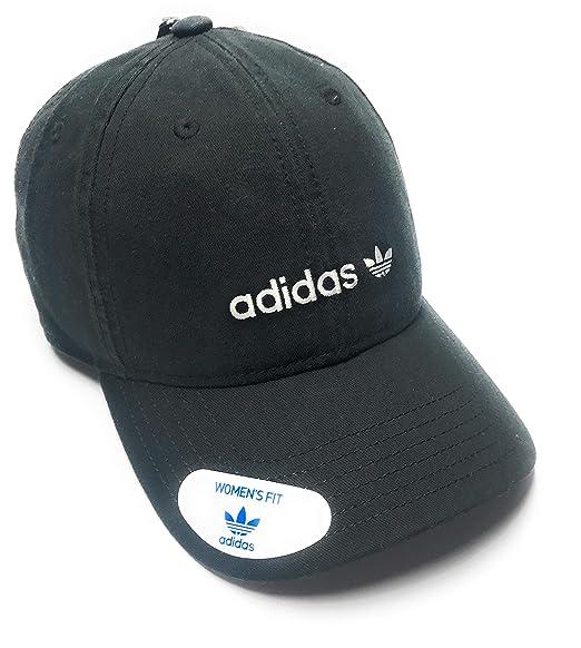 adidas Originals Womens Relaxed Adjustable Strapback Cap, One ...