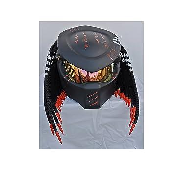 Helmetartthai Predator - Casco HAT 106 (L=59=60 cm)