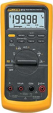 Fluke 87V - Multímetro digital, multímetro Fluke 87-V con certificación NIST