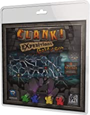 Renegade Game Studios RGS00841 Clank Expeditions: Gold & Silk, Multicolore.