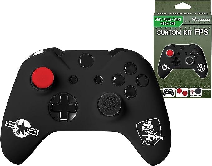 Subsonic - Kit de customización para mando Xbox One y Xbox One S ...
