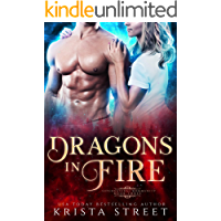 Dragons in Fire: Paranormal Shifter Romance (Supernatural Community Book 3)