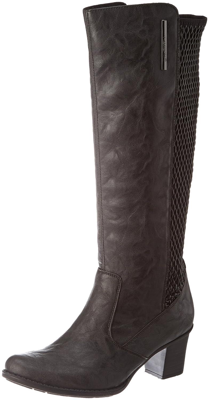 Rieker Damen Z7695-45 Kurzschaft Stiefel, grau  Amazon.de  Schuhe    Handtaschen d28f869c35