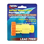 Valterra A01-1120VP Brass Carded Water Regulator