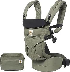Ergobaby Omni 360 Baby Carrier, Green
