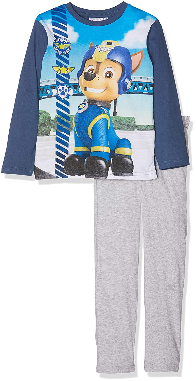 Nickelodeon Boy's Paw Patrol Ruff Pyjama Sets