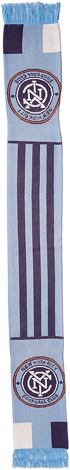 MLS SP17 3 Stripes Jacquard Scarf