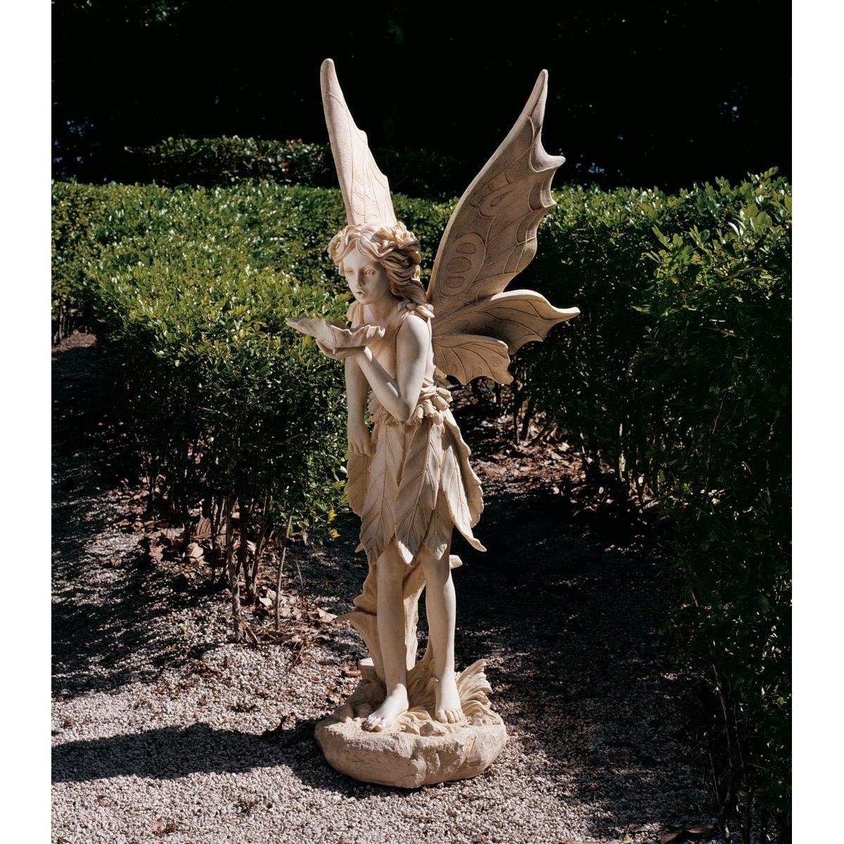 Design Toscano Grande Fairy of Kensington Garden Statue