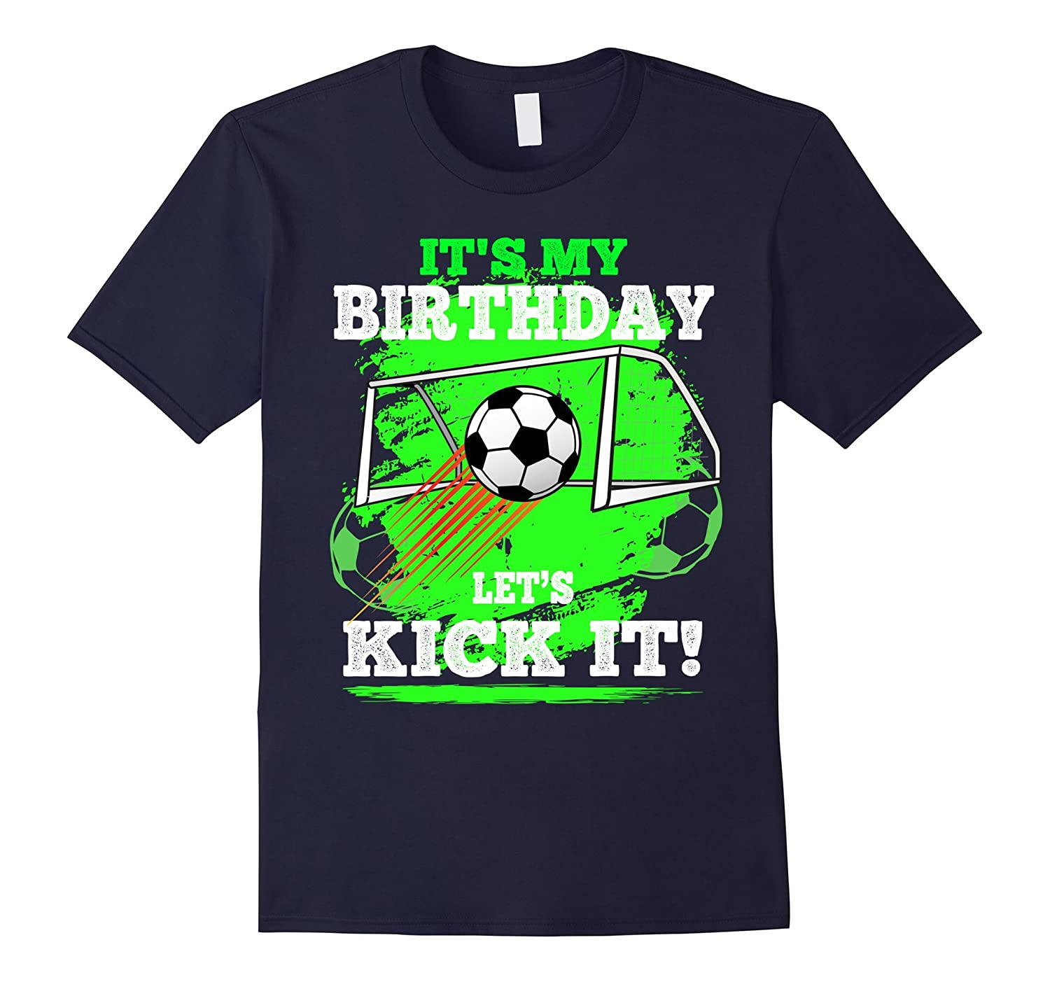 Soccer Birthday Shirt Its