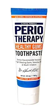 Review TheraBreath Dentist Formulated PerioTherapy