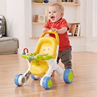 Fisher-Price Stroll & Learn Walker (Yellow)