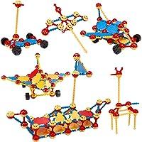 MONILON Kids Learning Educational STEM Building Toys Set